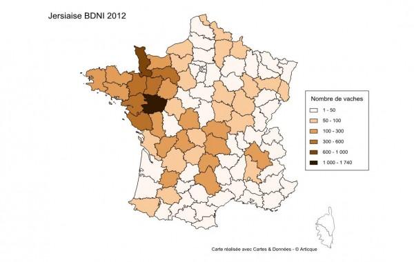 Effectifs en France
