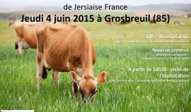 Assemblée Générale de Jersiaise France