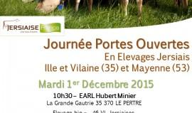 Journée Portes Ouvertes en élevage : session 2015
